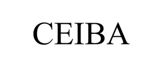 mark for CEIBA, trademark #77050683