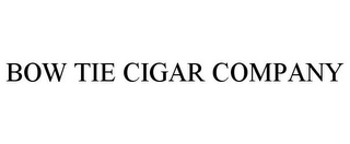 mark for BOW TIE CIGAR COMPANY, trademark #77052850