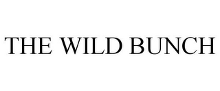 mark for THE WILD BUNCH, trademark #77054413
