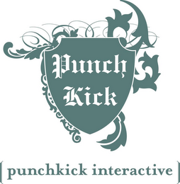 mark for PUNCHKICK PUNCHKICK INTERACTIVE, trademark #77055852