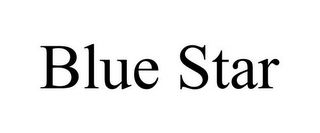 mark for BLUE STAR, trademark #77056477
