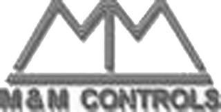 mark for MM M & M CONTROLS, trademark #77056949