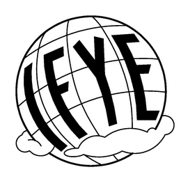 mark for IFYE, trademark #77057798