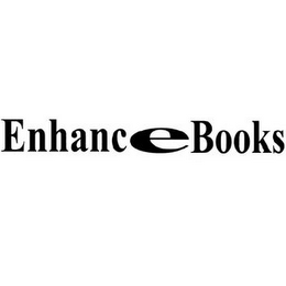 mark for ENHANCEBOOKS, trademark #77059725