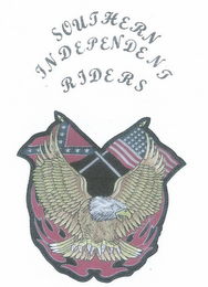 mark for SOUTHERN INDEPENDENT RIDERS, trademark #77060408