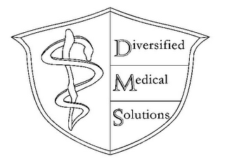 mark for DIVERSIFIED MEDICAL SOLUTIONS, trademark #77061145