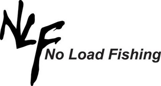 mark for NLF NO LOAD FISHING, trademark #77061437