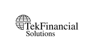 mark for TEKFINANCIAL SOLUTIONS, trademark #77063497