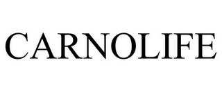 mark for CARNOLIFE, trademark #77066746