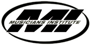 mark for MI MUSICIANS INSTITUTE, trademark #77067930