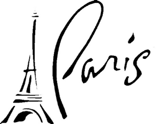 mark for PARIS, trademark #77070558