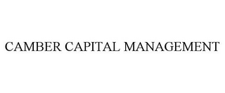 mark for CAMBER CAPITAL MANAGEMENT, trademark #77070647