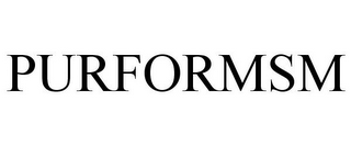 mark for PURFORMSM, trademark #77070740