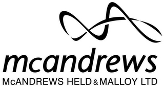 mark for MCANDREWS MCANDREWS HELD & MALLOY LTD, trademark #77070882