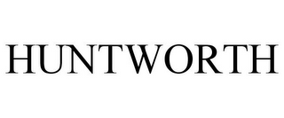 mark for HUNTWORTH, trademark #77073177