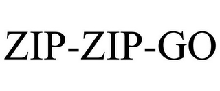 mark for ZIP-ZIP-GO, trademark #77073579