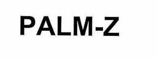 mark for PALM-Z, trademark #77073808