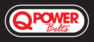 mark for Q POWER BELTS, trademark #77075180