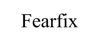 mark for FEARFIX, trademark #77075649