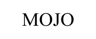 mark for MOJO, trademark #77076949