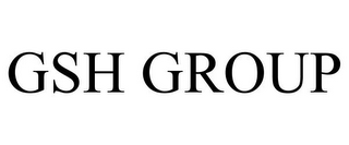 mark for GSH GROUP, trademark #77080493