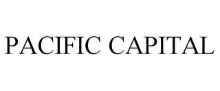 mark for PACIFIC CAPITAL, trademark #77080766