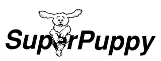 mark for SUPERPUPPY, trademark #77082138