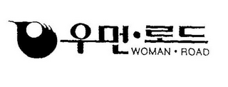 mark for WOMAN · ROAD, trademark #77082363