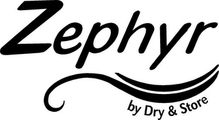 mark for ZEPHYR BY DRY & STORE, trademark #77083245