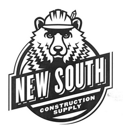 mark for NEW SOUTH CONSTRUCTION SUPPLY, trademark #77084747