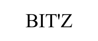 mark for BIT'Z, trademark #77085868