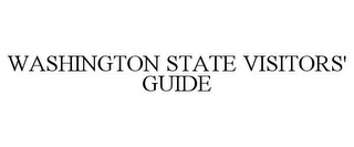 mark for WASHINGTON STATE VISITORS' GUIDE, trademark #77086107