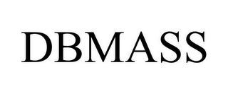 mark for DBMASS, trademark #77086899