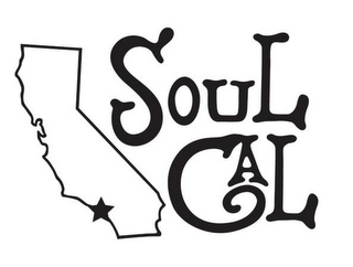 mark for SOUL CAL, trademark #77087538