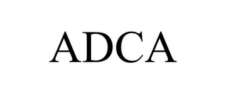 mark for ADCA, trademark #77087702
