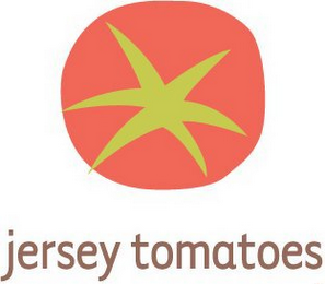 mark for JERSEY TOMATOES, trademark #77088810