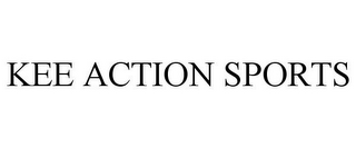 mark for KEE ACTION SPORTS, trademark #77089323