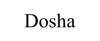 mark for DOSHA, trademark #77089537