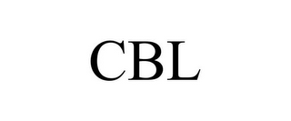 mark for CBL, trademark #77089664