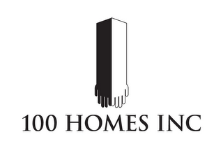 mark for 100 HOMES INC, trademark #77091568