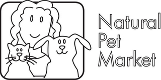 mark for NATURAL PET MARKET, trademark #77091999