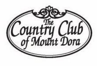 mark for THE COUNTRY CLUB OF MOUNT DORA, trademark #77092391