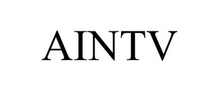 mark for AINTV, trademark #77094151
