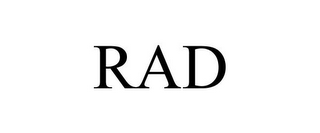 mark for RAD, trademark #77095478