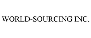 mark for WORLD-SOURCING INC., trademark #77096695