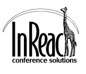 mark for INREACH CONFERENCE SOLUTIONS, trademark #77097328