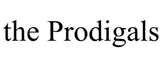 mark for THE PRODIGALS, trademark #77097638