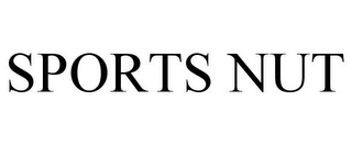 mark for SPORTS NUT, trademark #77098816