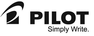 mark for PILOT SIMPLY WRITE., trademark #77099375