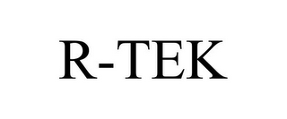 mark for R-TEK, trademark #77099771